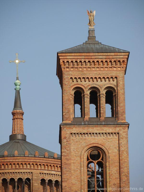 Berlin Kreuzberg St. Thomas Kirchturm II