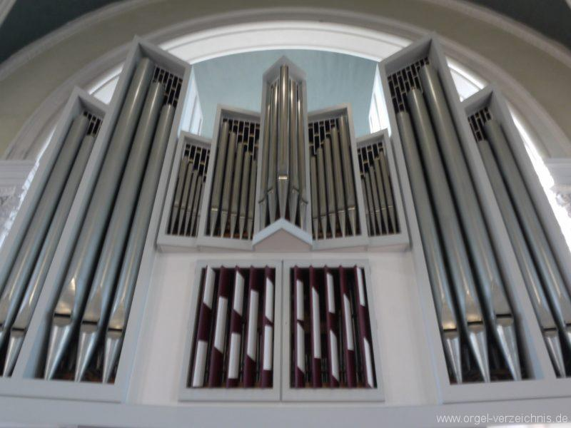 Berlin Kreuzberg St. Thomas Orgelprospekt II