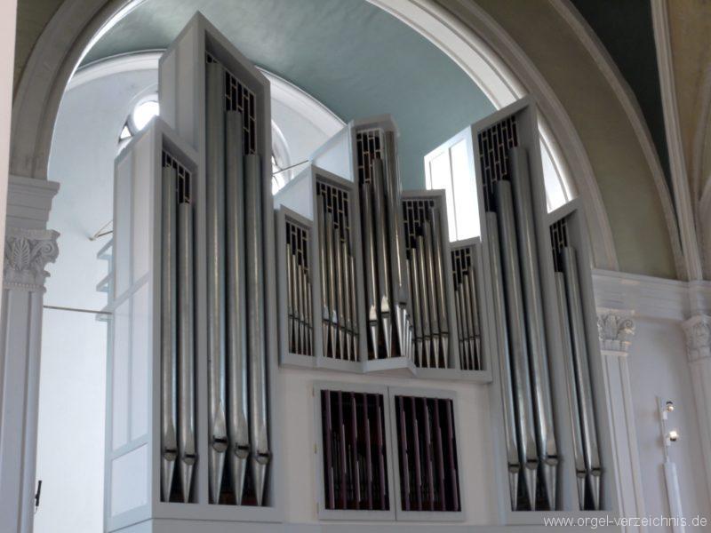 Berlin Kreuzberg St. Thomas Orgelprospekt IV