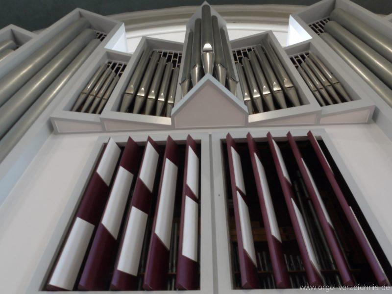 Berlin Kreuzberg St. Thomas Orgelprospekt V