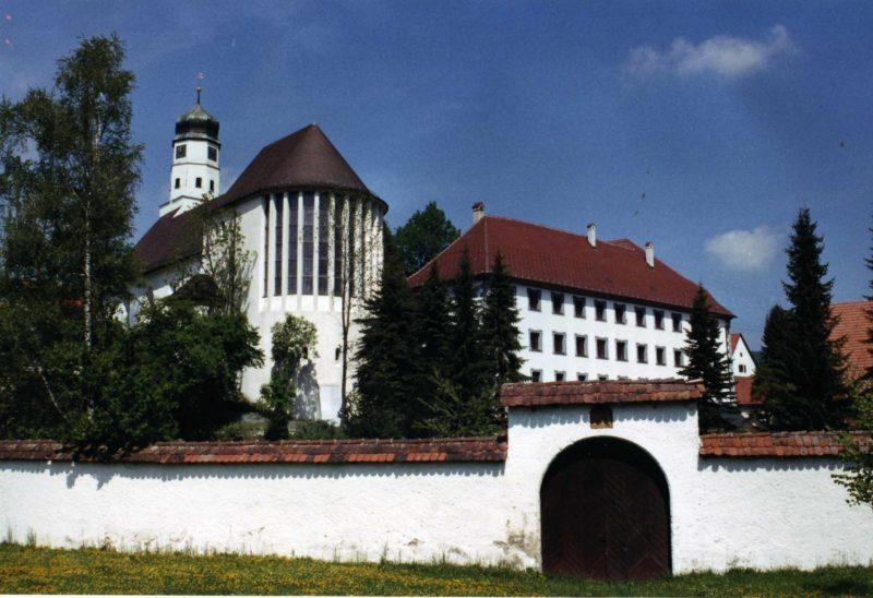 Albstadt Margrethausen St. Margareta Aussenansicht II
