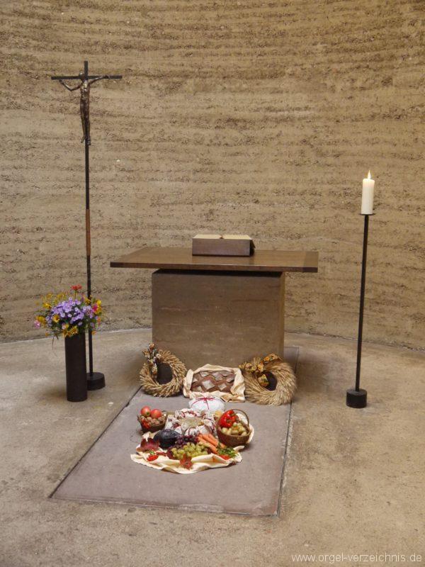 Berlin Mitte Kapelle der Versöhnung Altar I
