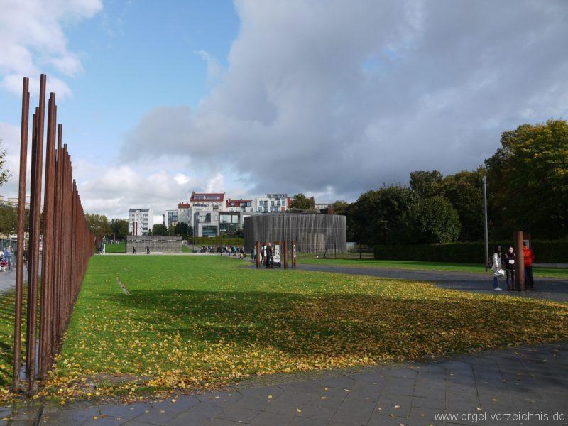 Berlin Mitte Kapelle der Versöhnung Aussenansicht I