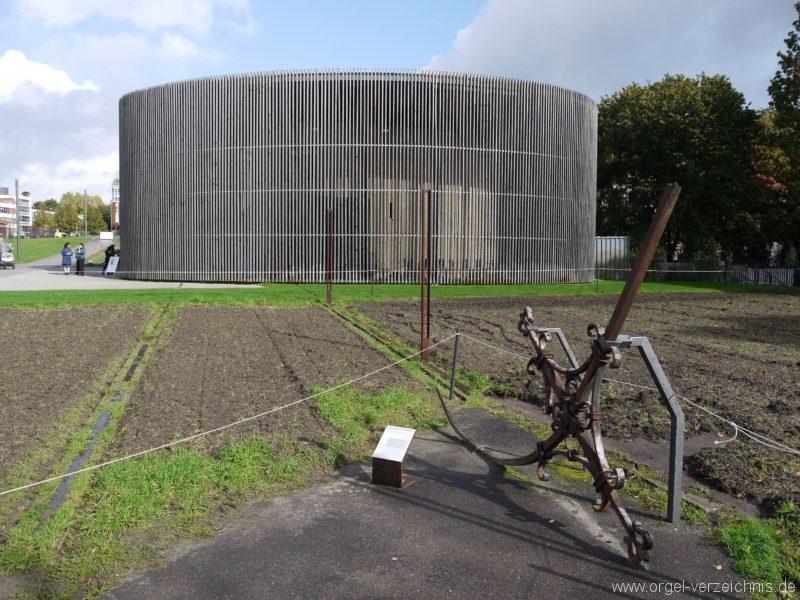Berlin Mitte Kapelle der Versöhnung Aussenansicht II