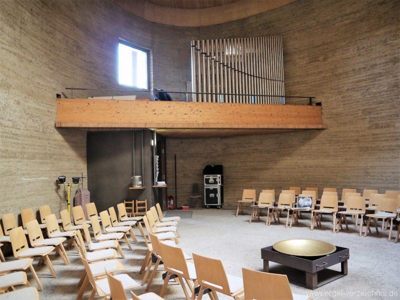 Berlin Mitte Kapelle der Versöhnung Innenansicht I