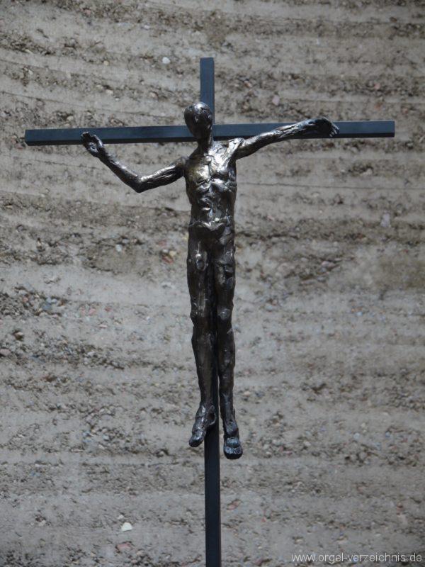 Berlin Mitte Kapelle der Versöhnung Kruzifix I