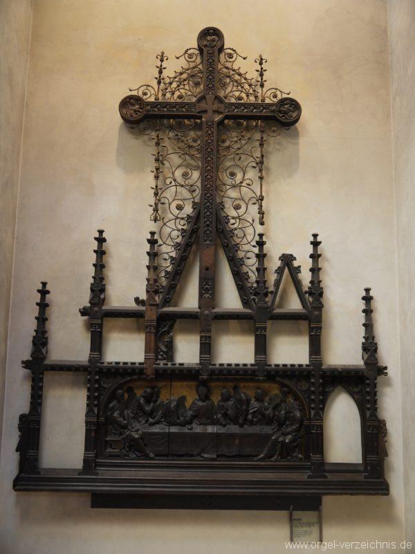 Berlin Mitte Kapelle der Versöhnung Retabel I