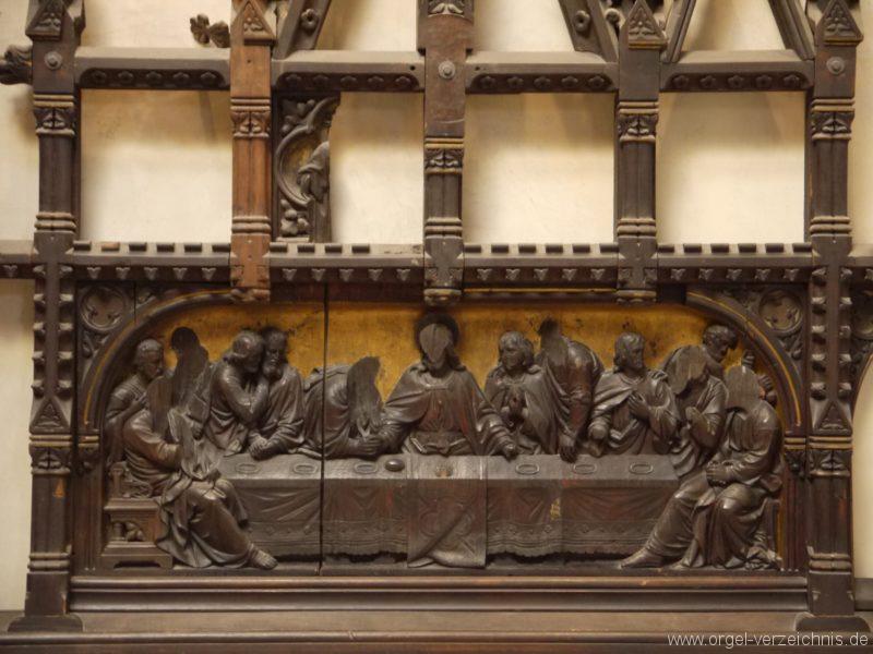Berlin Mitte Kapelle der Versöhnung Retabel II