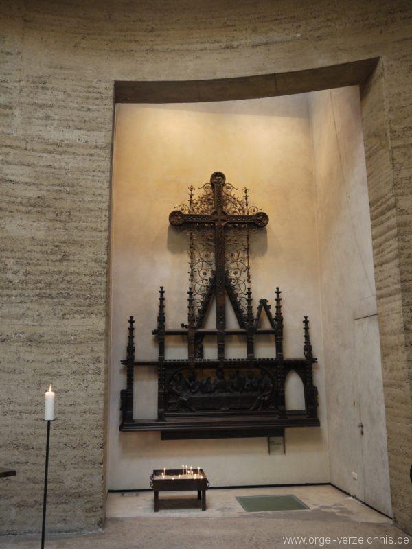 Berlin Mitte Kapelle der Versöhnung Retabel III