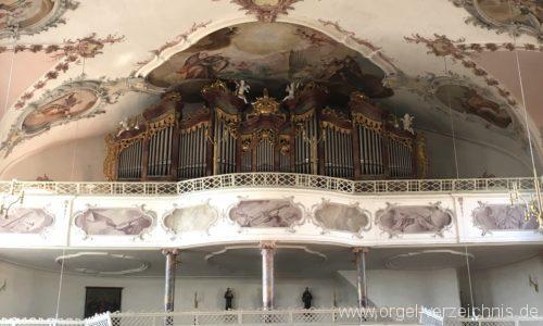 Erbach (Donau) St. Martinus Prospekt VIII