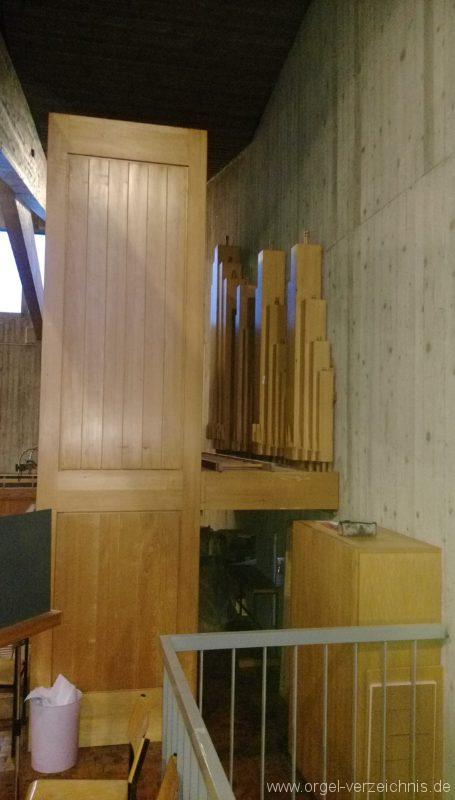 Kirchzarten Heilig Geist Kirche Prospekt IV
