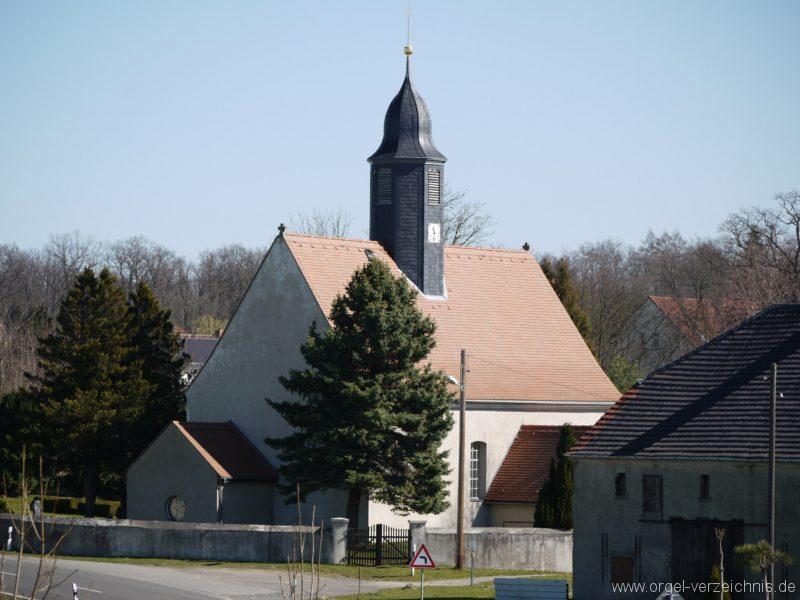 Kleinröhrsdorf Dorfkirche Aussenansicht II