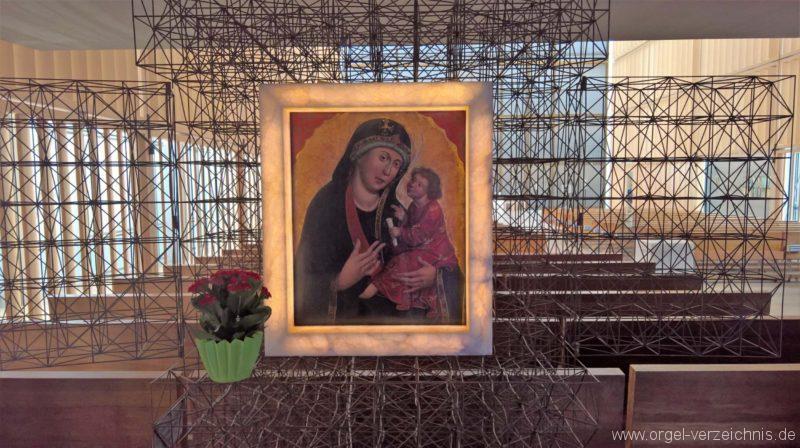München Herz Jesu Marienbildnis I
