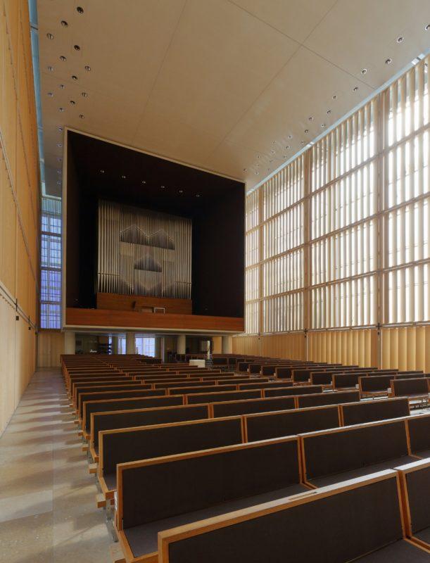 München Herz Jesu Orgelprospekt II