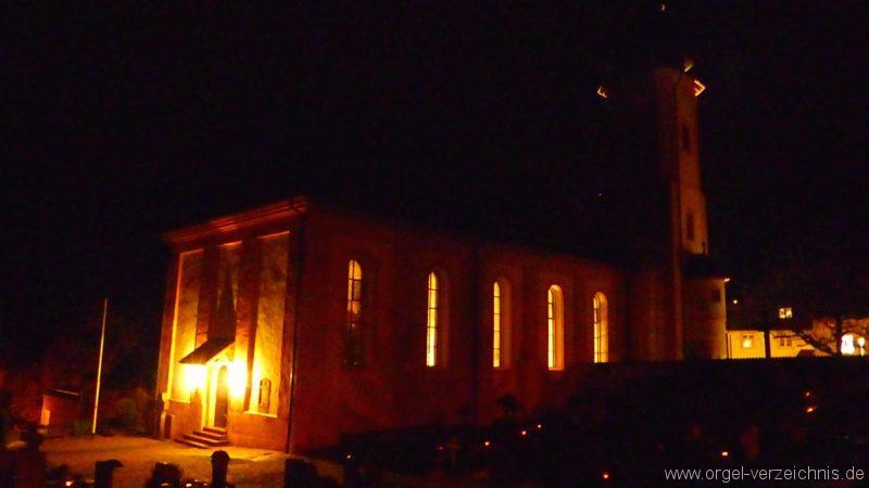Bollschweil St. Ulrich im Schwarzwald St. Peter und Paul Aussenansicht III