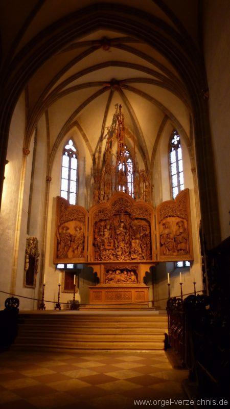 Breisach am Rhein Münster Altar I