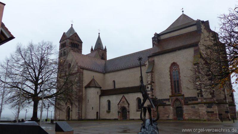Breisach am Rhein Münster Aussenansicht I