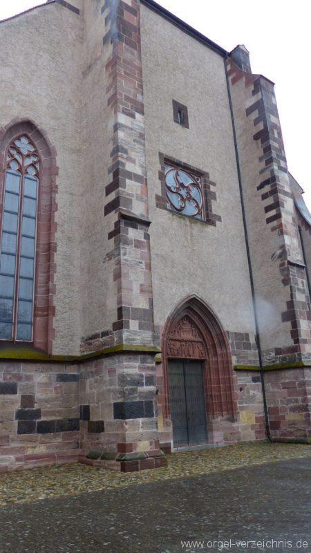 Breisach am Rhein Münster Aussenansicht II