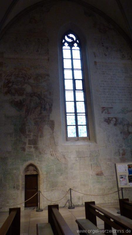 Breisach am Rhein Münster Fresken I