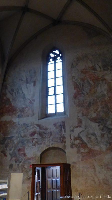 Breisach am Rhein Münster Fresken II