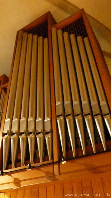 Breisach am Rhein Münster Orgelprospekt Detail I