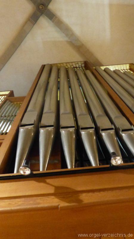 Breisach am Rhein Münster Orgelprospekt Detail II
