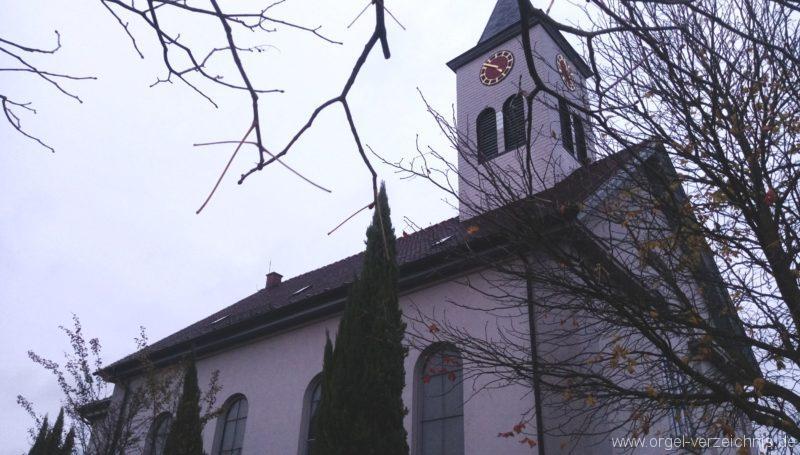 Ehrenkirchen Norsingen St. Gallus Aussenansicht III