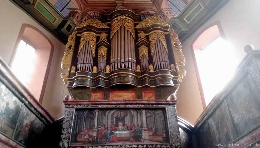 Kreuzkirche Bretten