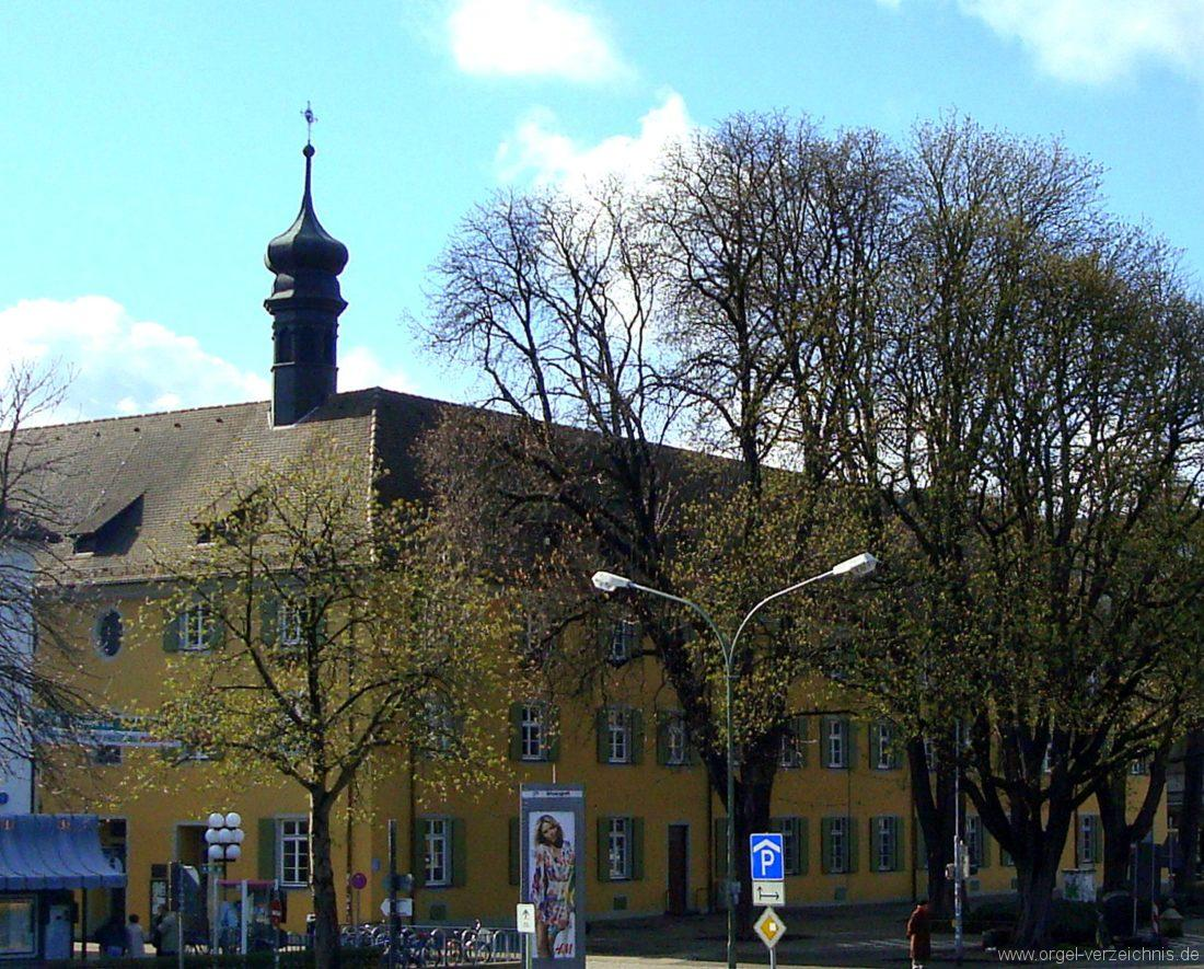 Freiburg im Breisgau – St. Ursula (ehemalige Klosterkirche ...